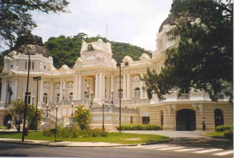 Resultado de imagem para palacio guanabara